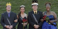 Homecoming is one of the longest-standing traditions at Emporia State University. In 2013, there was a tie for both Queen and King.