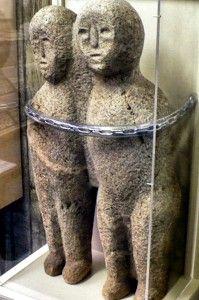Murphy, North Carolina museum exhibits mysterious statue