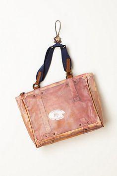 Anthropologie Americana Tote Bag Handbag, By Miss Albright