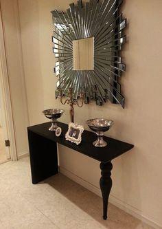 Cheon. Song Yi's mirror