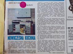 Wehikuł czasu istnieje. Stare czasopisma. Architekt radzi. | Ciasne, ale własne! Blog o wnętrzach