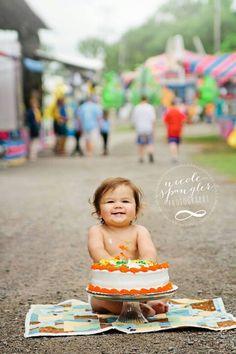 First birthday amazing :)