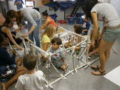 WAG Summer Art Camps 2012 - Construction Zone