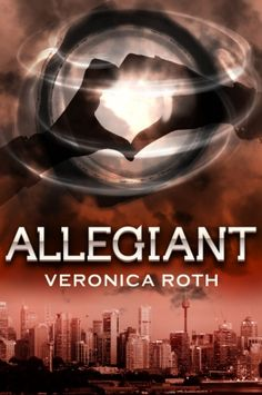 Allegiant Cover Design by vitajayne