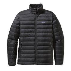 Patagonia Men's Black Down Sweater
