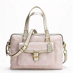 My new Spring handbag - her name is Penelope!