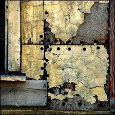 rusty patchwork