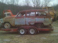 1954 Chevrolet Bel/Air Station Wagon