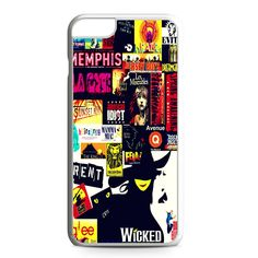 Broadway Musical Collage iPhone 6 Plus Case