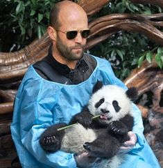 We uncover the hidden roles that you never knew the mighty Jason Statham had taken on...