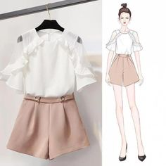 Korean fashion 2019 drawings sketches: 8 thousand images found in Yandex. Teen Fashion Outfits, Mode Outfits, Cute Fashion, Asian Fashion, Trendy Fashion, Casual Outfits, Style Fashion, Fashion Tips, Fashion Drawing Dresses