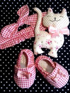 Первые туфельки для начинающих ходить деток / The first shoes for toddlers