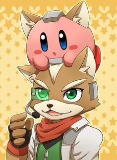 Fox & Kirby Fox.