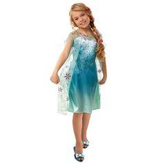 Princess Elsa Dress Frozen Fever
