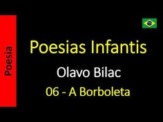 Olavo Bilac - Poesias Infantis - 06 - A Borboleta