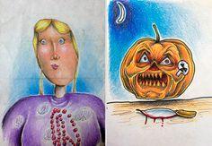 """""""Tatsputin"""" - colorindo a arte de seus filhos"""