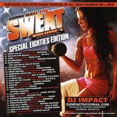 Gonna Make You Sweat Mix Vol.1 DJ Impact Compilation Mixed CD