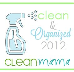 Clean + Organized – How To Make a Homekeeping Binder