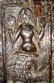 The Mermaid of Zennor Richard Dadd, Tortoise Tattoo, Lighthouse, Statue, Artwork, Cornwall, Painting, British Artists, Google Search