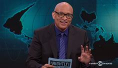 "WATCH: Larry Wilmore Had the Best 2 Minutes on the Confederate Flag You'll See -Joe Morton proceeded to give an incredibly eloquent speech. He started slow and easy and built up to an incredibly moving conclusion that stunned Wilmore, his other guests and the viewers. Some choice lines Morton directed to a ""proud Southern white boy"" wanting to hoist that flag: - so profound and moving"