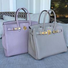 39fc4ef6f11d Hermes birkin in gristourterelle and glycine gold hardware Birken Bag,  Hermes Handbags, Tote Handbags