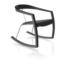 RO-RO Rocking Chair by Tomoko Azumi