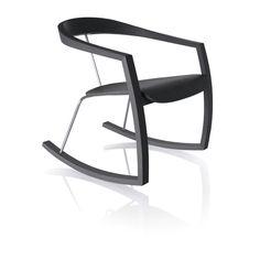 RO-RO Rocking Chair by Tomoko Azumi
