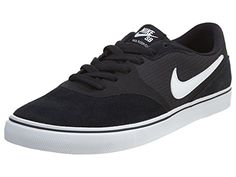 Nike Mens Paul Rodriguez 9 VR BlackWhiteGum Light Brown Skate Shoe 75 Men US * Find out more about the great product at the image link.