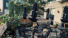 Restaurant Patio Guide - Boston 2016
