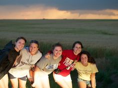 Longwood students chase tornadoes in Great Plains