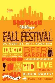 fall festival flyers - Google Search