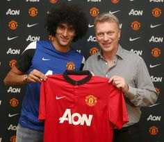 Manchester United Fellaini