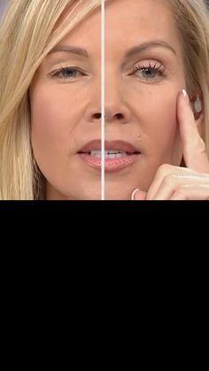 Eyebrow Makeup Tips, Hair And Makeup Tips, Hair Makeup, Beauty Make Up, Hair Beauty, Beauty Secrets, Beauty Hacks, Makeup Tips For Older Women, Natural Hair Styles