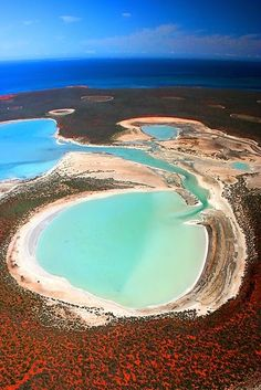 """'""""Big Lagoon"""" Shark Bay, Western Australia' by wildimagenation Places Around The World, Oh The Places You'll Go, Places To Travel, Places To Visit, Around The Worlds, Western Australia, Australia Travel, Queensland Australia, Australia Visa"""