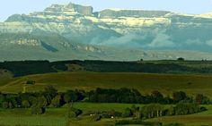 Beautiful Mountain Ranges in Elliot