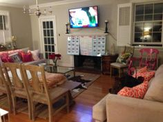 Plan and Throw a Bachelor Viewing Party and Game - ABC Bachelor or Bachelorette Girls Night In