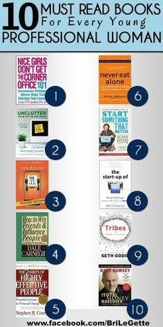 Books for Young Professionals