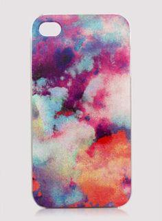 Rainbow Cloudscape Mobile Phone Case