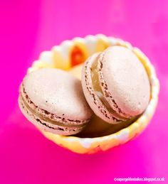 The Macaron commandments | supergolden bakes - plus a link for piping template.