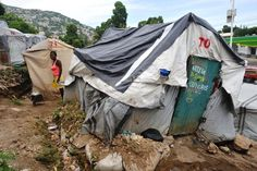 11/28/2013 - Where's the money? Nearly 4 years after quake, Haitians still in tents.... a lesson for the future?