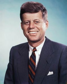 John F. Kennedy one of the smartest US Presidents.