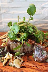 Grillowanie: Grillowana polędwica wołowa (fillet steak) Steak, Grilling, Beef, Food, Meat, Eten, Ox, Steaks, Ground Beef