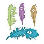 Scrap-mart - Spellbinders *PREORDERS* - Page 2 peacock feathers