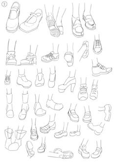 Drawing tips- shoes Drawing tips- shoes Feet Drawing, Drawing Base, Manga Drawing, Figure Drawing, Drawing Techniques, Drawing Tips, Drawing Sketches, Art Reference Poses, Drawing Reference