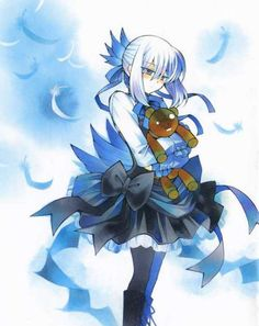 Echo - Pandora Hearts,Anime