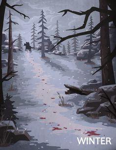 The Last of Us - Winter by bladesfire.deviantart.com on @deviantART