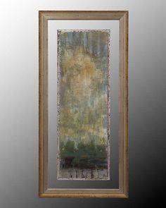 John Richard Poetic Scene II Painting