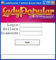 Download Lady Popular Hack cheat 2016. Download hack for Lady Popular Hack. Download crack for Lady Popular Hack. Lady Popular Hack download cheats 2016, crack and tools.