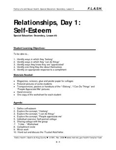 dating lesson plans The speed dating model is an effective way for students to learn a variety of   planning the event requires thought and organization prior to the.