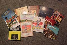 Native American Unit Study: lesson plans, book list, and maps.